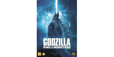 GODZILLA (2) - KING OF MONSTERS