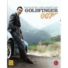 JAMES BOND - KULTASORMI - Blu-ray