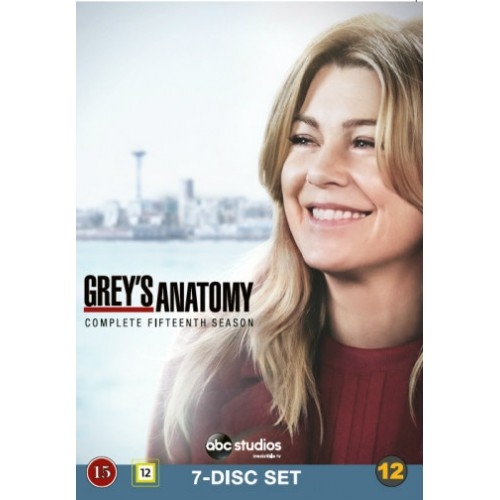 Greyn Anatomia Näyttelijät