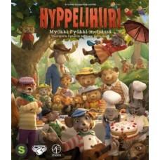 HYPPELIHIIRI MYÖKKI-PYÖKKI-METSÄSSÄ - Blu-ray