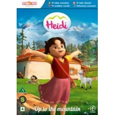 Heidi Vol 1 - Matka Vuoristoon