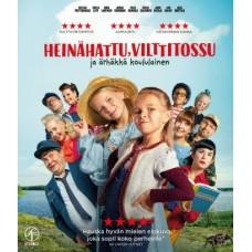 HEINÄHATTU, VILTTITOSSU JA ÄRHÄKKÄ KOULULAINEN - Blu-ray