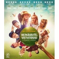 HEINÄHATTU, VILTTITOSSU JA RUBENSIN VELJEKSET - Blu-ray