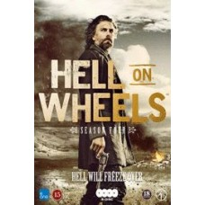 Hell On Wheels - Kausi 4