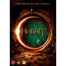 HOBITTI - THE MOTION PICTURE TRILOGY (3 disc)