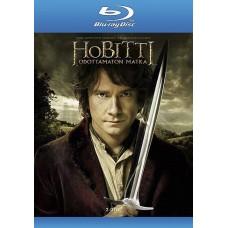 Hobitti (1) - Odottamaton matka - Blu-ray