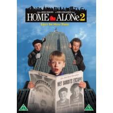 Yksin kotona 2 - Home Alone 2