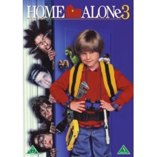 Yksin kotona 3 - Home Alone 3