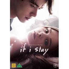 If I Stay - Jos Vielä Jään