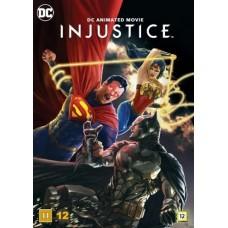 DC ANIMATED MOVIE - INJUSTICE