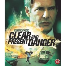 Clear And Present Danger - Isku Kolumbiaan - Blu-ray