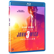 JOHN WICK: CHAPTER 3 - PARABELLUM - Blu-ray