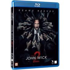JOHN WICK - CHAPTER 2 - Blu-ray