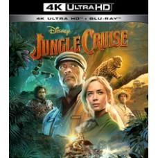 JUNGLE CRUISE - 4K ULTRA HD + BLU-RAY
