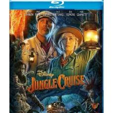 JUNGLE CRUISE - Blu-ray