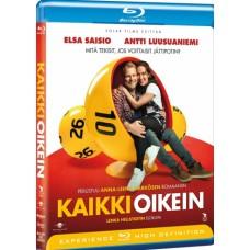 KAIKKI OIKEIN - Blu-ray