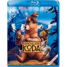 DISNEY KLASSIKKO 43 - KARHUVELJENI KODA - Blu-ray