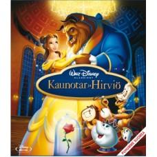 DISNEY KLASSIKKO 30 - KAUNOTAR JA HIRVIÖ - Blu-ray