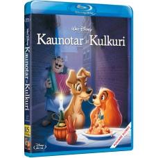 DISNEY KLASSIKKO 15 - KAUNOTAR JA KULKURI - Blu-ray