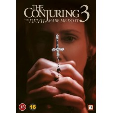 KIROTTU 3 - THE CONJURING 3 - THE DEVIL MADE ME DO IT
