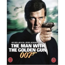 JAMES BOND - KULTAINEN ASE - Blu-ray