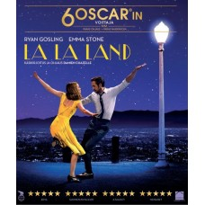 LA LA LAND - Blu-ray