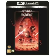 STAR WARS - THE LAST JEDI - 4K ULTRA HD + BLU-RAY