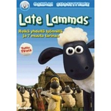 Late Lammas 6 - Reikä yhdellä lyönnillä ja 7 muuta tarinaa