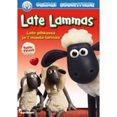 Late Lammas 8 - Late pihkassa ja 7 muuta tarinaa