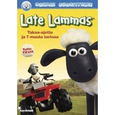Late Lammas 9 -Takaa-ajettu ja 7 muuta tarinaa