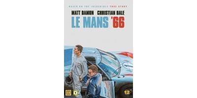 LE MANS 66 - FORD V FERRARI