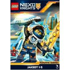 LEGO NEXO KNIGHTS KAUSI 1 (JAKSOT 1-5)
