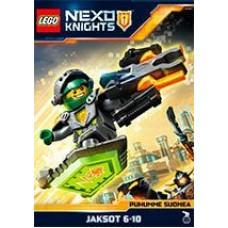 LEGO NEXO KNIGHTS KAUSI 1 (JAKSOT 6-10)
