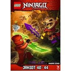 Lego Ninjago 10 (Jaksot 40-44)