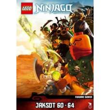 Lego Ninjago 14 (Jaksot 60-64)