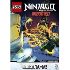 Lego Ninjago 8 (Jaksot 31-34)