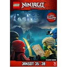 Lego Ninjago 9 (Jaksot 35-39)