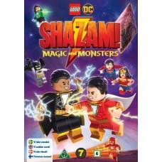 LEGO DC SHAZAM - MAGIAA JA MONSTEREITA