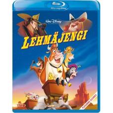 DISNEY KLASSIKKO 44 - LEHMÄJENGI - Blu-ray