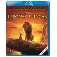 LEIJONAKUNINGAS (2019) - Blu-ray