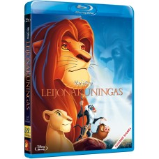 DISNEY KLASSIKKO 32 - LEIJONAKUNINGAS (1994) - Blu-ray
