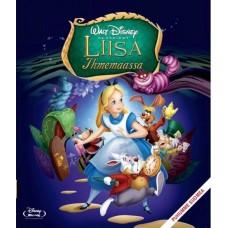 DISNEY KLASSIKKO 13 - LIISA IHMEMAASSA - Blu-ray