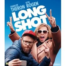 LONG SHOT - MAHDOTON YHTÄLÖ - Blu-ray