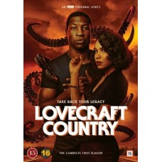 LOVECRAFT COUNTRY - KAUSI 1