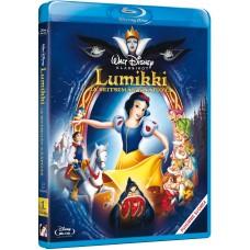 DISNEY KLASSIKKO 1 - LUMIKKI JA SEITSEMÄN KÄÄPIÖTÄ - Blu-ray