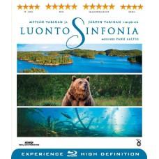LUONTOSINFONIA - Blu-ray