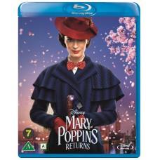 MAIJA POPPASEN PALUU - Blu-ray