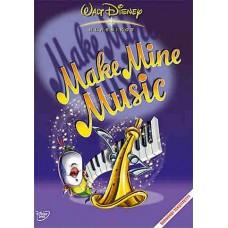 DISNEY KLASSIKKO 8 - MAKE MINE MUSIC