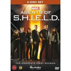 AGENTS OF S.H.I.E.L.D. - KAUSI 1