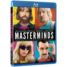 Masterminds - Blu-ray